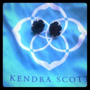 ⚫️ KENDRA SCOTT black Morgan's ⚫️